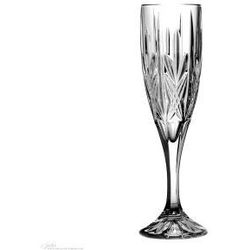 Kieliszki do szampana kryształowe 6 sztuk -4226