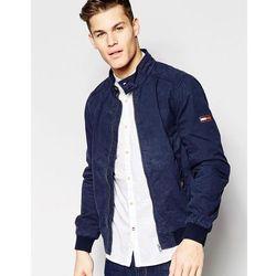 Tommy Hilfiger Harrington Jacket In Navy - Navy