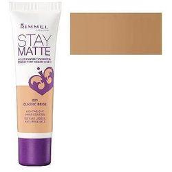 RIMMEL Stay Matte podklad matujacy 303 True Nude 30ml