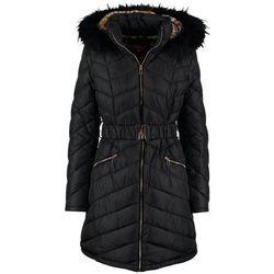 Derhy FABLE BIS Płaszcz zimowy noir