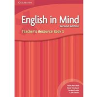 English in Mind 1. Teacher's Resource Book (opr. miękka)