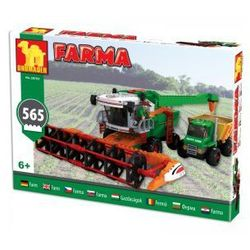 Dromader FARMA Klocki kombajn 565 el. 28703