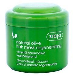 Ziaja Natural Olive maseczka regenerująca do włosów + do każdego zamówienia upominek.