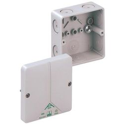 Puszka instalacyjna Spelsberg 80490701, IP65, (Dł. x szer. x wys.) 93 x 93 x 55 mm