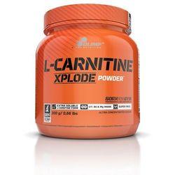 Olimp L-Carnitine Xplode Powder 300g Pomarańcza