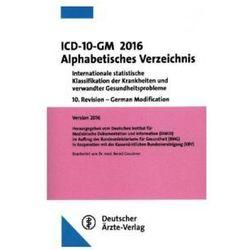 ICD-10-GM 2016 Alphabetisches Verzeichnis