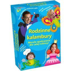 Gra TACTIC Rodzinne Kalambury 40566