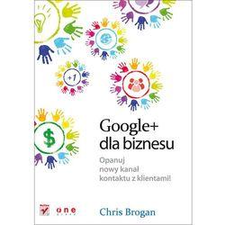GOOGLE+ DLA BIZNESU, CHRIS BROGAN