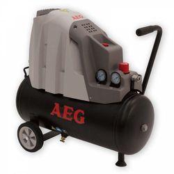 Kompresor olejowy AEG L24-2 24 litry