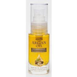 JOANNA ARGAN OIL Jedwabisty eliksir z olejkiem arganowym do włosów suchych i zniszczonych 30ml