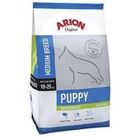 ARION Original Puppy Medium Breed Chicken&Rice 12kg | Darmowa dostawa