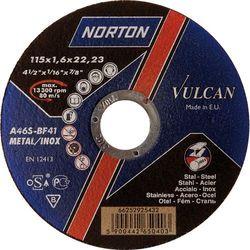 Tarcza szlifierki kątowej do stali, 115mm Norton