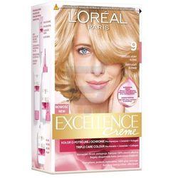 Loreal Paris Excellence Creme Farba do włosów Bardzo Jasny Blond nr 9