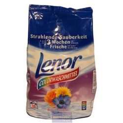 Lenor proszek do prania tkanin kolorowych 16 prań