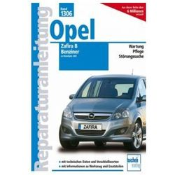 Opel Zafira B Benziner