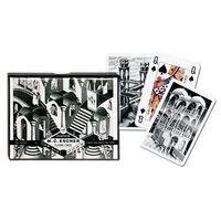 Escher, W górę i w dół - karty do gry