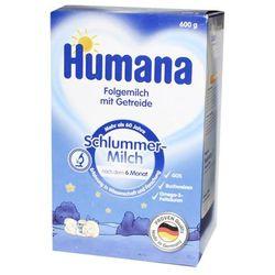 Humana Na Dobranoc Premium, mleko następne, proszek, 600 g