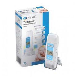 Haxe Termometr na podczerwień do ucha i czoła