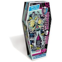 Puzzle trumienka Monster High Lagoona Blue 150
