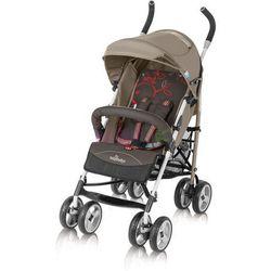 Wózek spacerowy Travel Baby Design (brązowy)