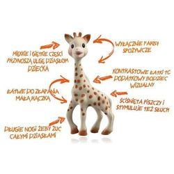 SOPHIE DE VULLI Zestaw narodzinowy Żyrafka Sophie, mały