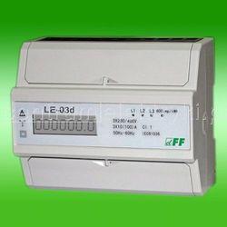FF LICZNIK ENERGII ELEKTRYCZNEJ LE-03D WYSWIETLACZ CYFROWY