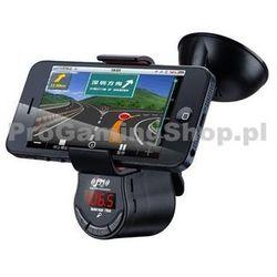 Uchwyt do samochodu z FM transmiterem do LG Optimus L5 II Dual - E455