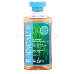 Farmona Radical All Hair Types szampon przeciw łupieżowi + do każdego zamówienia upominek.