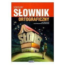 Słownik ortograficzny szkolny