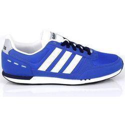 Buty Adidas NEO CITY RACER F99331 niebieskie