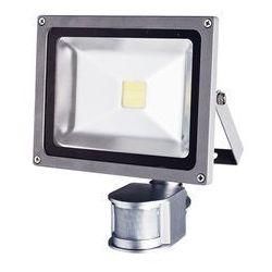 LED Reflektor z czujnikiem ruchu TOMI MCOB/20W - GXLS055