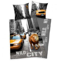 NEW YORK TAXI TYGRYS MIASTO POŚCIEL DWUSTRONNA 140X200