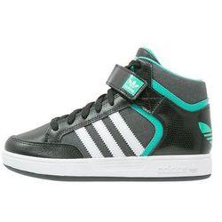 adidas Originals VARIAL Tenisówki i Trampki wysokie core black/white/shock mint