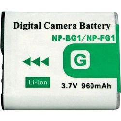 Akumulator - zamiennik do Sony NP-BG1, 960 mAh, 3,6 V