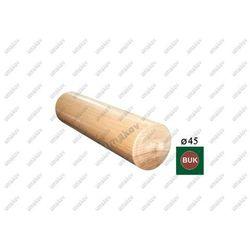 BUK-Poręcz długość nielakierowany BUK (BEECH), D45