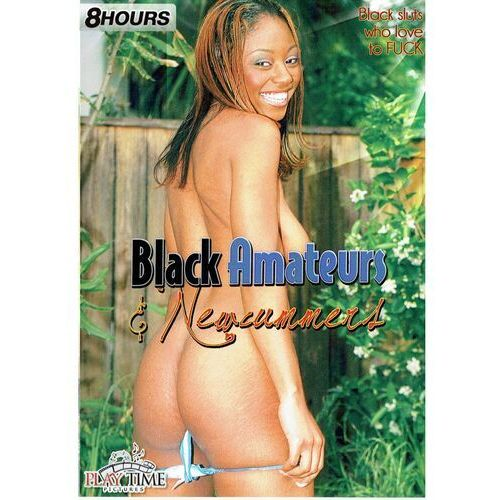 DVD Black Amateurs & Newcummers