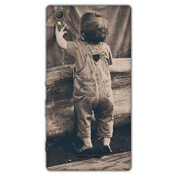 Foto Case - Sony Xperia T3 - etui na telefon - dziecko