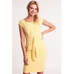 430ad48019 ... (suknie sukienki lipsy ariana grande sukienka koktajlowa nude) we  wszystkich kategoriach. Żółta sukienka koktajlowa