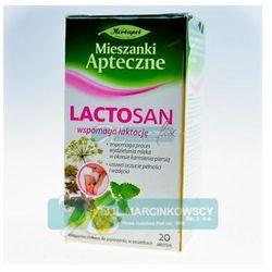 Zioła Lactosan fix 1,5 g 20 saszetek