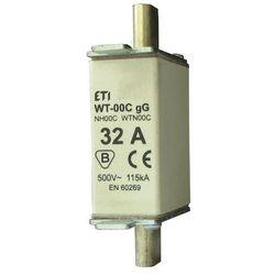Bezpiecznik przemysłowy NH00/gG 63A ETI Polam