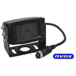 Samochodowa kamera cofania 4PIN CCD2 SHARP w metalowej obudowie 12V 24V