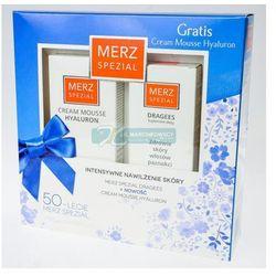 Merz Spezial Dragees 60 tabl.+ Cream Hyaluron 50ml Zestaw
