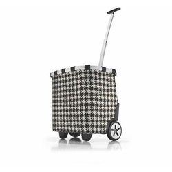 Wózek na zakupy Reisenthel Carrycruiser 40l, fities black