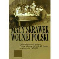 Mały skrawek wolnej Polski (opr. miękka)