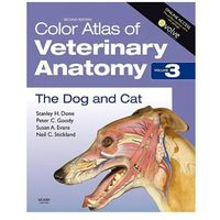 Color Atlas of Veterinary Anatomy v 3 (opr. miękka)