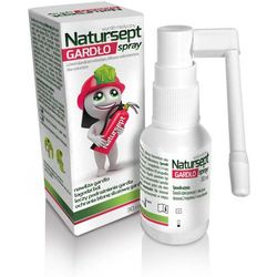 NATUR-SEPT GARDŁO Spray 30 ml
