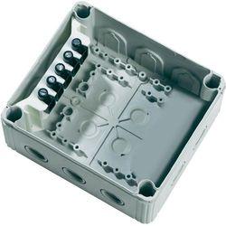 Puszka instalacyjna Wiska 10101462, IP66/IP67, z blokiem zacisków