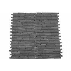 Mozaika kamienna, brukowa, marmurowa30x30 cm 1m2, mozaiki