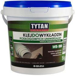 Klej do wykładzin WB-180 1 kg Tytan