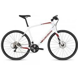 Rower crossowy Specialized Sirrus Elite Carbon White/Red